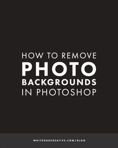 5 Photoshop Tutorials for Beginners