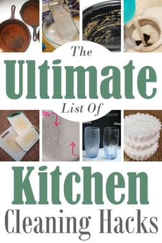 Home Remodeling Hacks DIY Home Sweet Home: Kitchen Organizing and Remodeling Ideas For Every Budget - Kitchen Organizing and Remodeling Ideas For Every Budget. Diy Home Cleaning, Household Cleaning Tips, Diy Cleaning Products, Cleaning Solutions, Cleaning Wipes, Cleaning Hacks, Kitchen Cleaning, Tidy Kitchen, Deep Cleaning