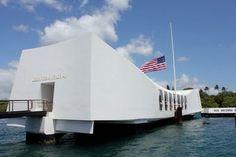 Pearl Harbor Memorial, Oahu Hawaii