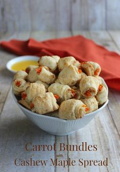 Carrot Bundles with