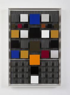 Jesus Rafael Soto 'Untitled (Ambivalencia en el espacio color n°12)' (1981)