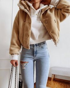 Winter Fashion Outfits, Look Fashion, Fall Outfits, Fashion Teens, Outfits Otoño, Skinny Fashion, Tumblr Outfits, Fashion Clothes, Cute Comfy Outfits