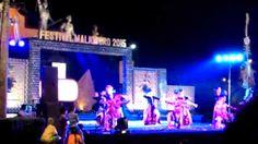 Festival Malioboro 2015 - Meriah dan Heboh ( Malioboro Festival in the c...