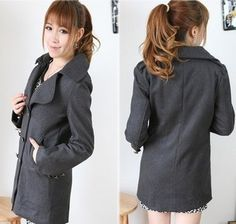 Stylish Short Trench Coat - $15.36 on @ClozetteCo....have I try to buy this
