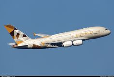 Photo of A6-APE Airbus A380-861 by James Rowson
