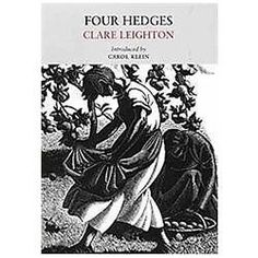 NEW Four Hedges: A Gardener's Chronicle - Leighton, Clare