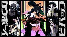 Pictures Cowboy Bebop Wallpaper HD.