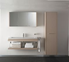 Furniture Basins & Units : 2nd Floor Basin with Console & Shelf
