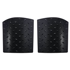 Opar Upgrade Durable Black Cowl Body Armor for 2007 - 2017 Jeep JK Wrangler & Unlimited - Pair - Features: Add style and flair to the interior/exterior of your Wrangler with our Opar new interior/exterior accent kits.These injection-molded plastic accents are molded directly from the factory interior pieces for an exact fit. Installation is a snap thanks to the pre-installed high-strength ad...