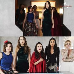 S6|Pretty Little Liars