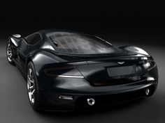 Super, Exotic and Concept Cars - Aston Martin - AMV10 | repinned by www.BlickeDeeler.de