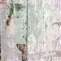 This Distressed Wood Wallpaper is a beautiful pastel Floral Wood Panels Wallpaper. Free courier delivery in South Africa plus free wallpapering tool. Wallpapering Tools, Wood Wallpaper, Pastel Floral, Distressed Wood, How To Distress Wood, Reading Nook, Wood Paneling, South Africa, Animals
