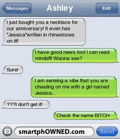 Page 7 - Autocorrect Fails and Funny Text Messages - SmartphOWNED