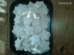 Kokosové hviezdičky Coconut Flakes, Spices, Food, Basket, Scrappy Quilts, Spice, Essen, Meals, Yemek
