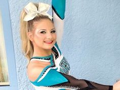cheer squad tv show | Ancaster cheerleader Chelsea Matteson featured in ABC Spark television ...