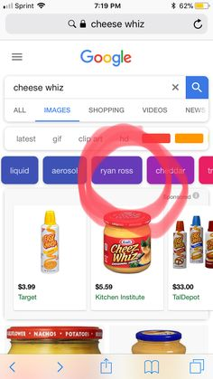 """No but I have cheese whiz"" ~Ryan Ross <<<GOT it's ""no but I got cheese whiz."""
