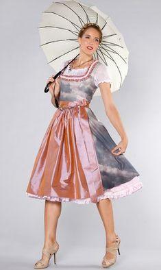 Black Forest Couture Dirndl, Dirndl bride