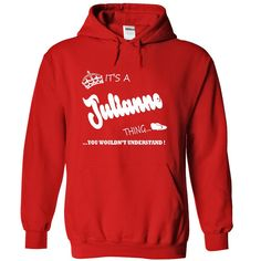 Its a Julianne thing, you ᗖ wouldnt understand - T shirt Hoodie NameJulianne, are you tired of having to explain yourself? With this T-Shirt, you no longer have to. There are things that only Julianne can understand. Grab yours TODAY! If its not for you, you can search your name or your friends name.Julianne,thing,name,shirt,hoodie