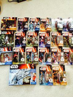 Star Wars Figures Geek Stuff, Star Wars, Baseball Cards, Stars, Geek Things, Starwars, Star Wars Art