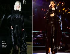 Rihanna In Tom Ford –  The Concert For Valor