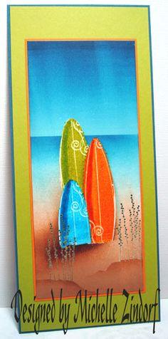 Surf Is Up Dudes & Dudettes – Tutorial #224 |