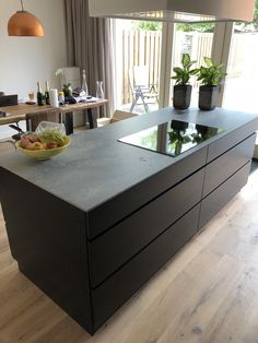 Contemporary, Modern, Kitchen Island, Kitchen Inspiration, House, Home Decor, Island Kitchen, Homemade Home Decor, Home