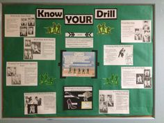 A Toy Story green army men themed Bulletin Board about self-defense. #RA #BulletinBoard #SelfDefense Ra Themes, School Themes, Disney Classroom, First Grade Classroom, Classroom Design, Classroom Themes, College Bulletin Boards, Fire Tornado, Ra Bulletins