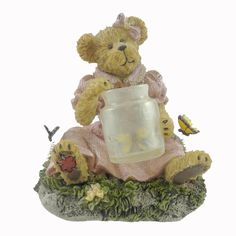 Boyds Bears Resin Meadow Gardenbeary Natural Beauty Figurine Height: Inches Material: Polyresin Type: Figurine Brand: Boyds Bears Resin Item Number: Boyds Bears Resin 4022172 Catalog ID: 19492 Me Boyds Bears, Teddy Bears, Kids Story Books, Christmas Store, Clear Resin, Beautiful Butterflies, Natural Beauty, Plush, Butterfly