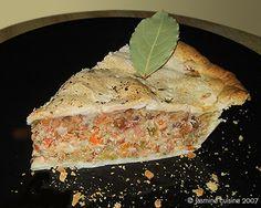 Tarte Vegan, Mets, Chicken, Vegetables, Provence, Food, Tarts, Dumplings, Preserves