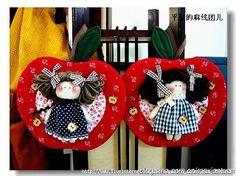 Mimin Куклы: шерстяные куклы