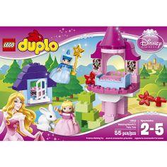 "LEGO Disney Duplo Princess Sleeping Beauty's Fairy Tale (10542) - LEGO - Toys ""R"" Us reg $44.99 on sale for $34.99"