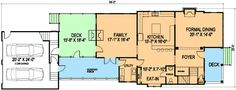 Plan 30049RT: Home Plan With Guest Studio