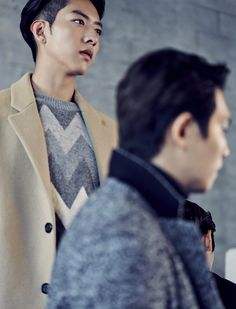 2nd Batch Of The Class F/W 2015 Ads Feat. CNBLUE