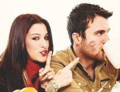 Cassadee Pope & Rian Dawson :) They are the cutest couple ever, ya know, other than Jack and Alex ; Cutest Couple Ever, Cutest Thing Ever, Her Music, Music Is Life, All Time Low, All About Time, Wasting All These Tears, Perfect People, Amazing People