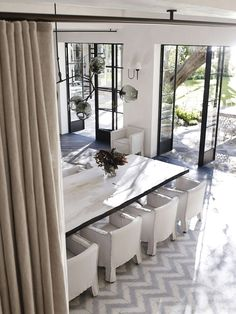 love these french doors