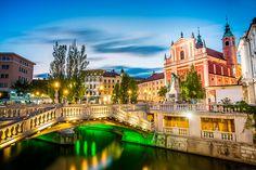 8 razones para visitar Eslovenia - Ljubljana