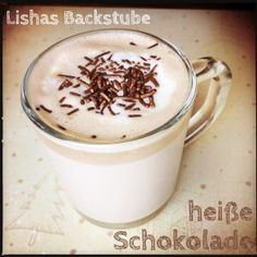 Heiße Schokolade #schokolade #heißeschokolade #weihnachten #winter #winterrezept #schokolade #milch #sahne #kalt #schnell #heiß #rezept #rezeptimblog #rezeptaufdemblog #blog #blogger #bloggerin #food #foodblog #foodblogger #backstube #adventskalender #backstubenadventskalender #lishasbackstube