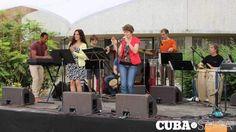 L'orchestre Arriba Danza était venu jouer à la fête de quartier de l'AVARA à L'Haÿ-les-Roses/Fresnes le samedi 11 juin dernier.
