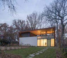 Dahlonega Residence by David Jameson Architect