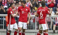 Bayern Munich, Borussia Dortmund clash with Real Madrid, Monaco in mind