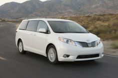 Toyota Sienna: Roomy family vehicle - The Washington Post