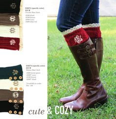 #ClippedOnIssuu from Initial Outfitters Christmas Gift Guide 2014 $29 monogrammed! www.initialoutfitters.net/kristig