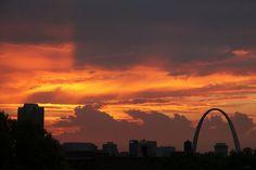 St Louis Sunrise