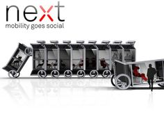 Tommaso Gecchelin, future of transportation, Next Modular Self Driving Vehicle, future transportation, future vehicle, futuristic vehicle