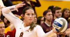 Image result for minnesota gophers volleyball