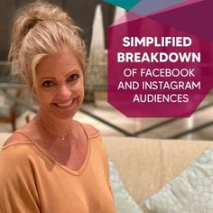 Simplified Breakdown of Facebook and Instagram Audiences Facebook Ads Manager, Facebook Business, Facebook Marketing, Advertising Research, Advertising Strategies, Advertising Ideas, Marketing Tools, Content Marketing, Career Inspiration