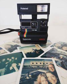 a758e0c846287 Polaroid: Descartes camera. Tener fotos de verdad mola mucho 📷😊 ¿Pero  todavía se puede conseguir papel para