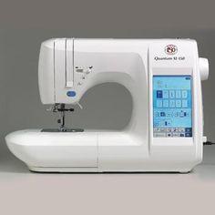 Singer Quantum XL 150 embroidery machine