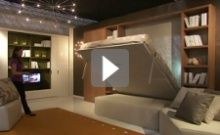 Duetto #mustsee Space Saving Beds, Multifunctional Furniture, Dream Machine, Loft, Furniture, Small Beds, Lofts, Attic Rooms, Mezzanine