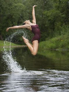 Water Dance by Richard Calmes - (Discover Sojasun Italian Facebook, Pinterest and Instagram Pages!)